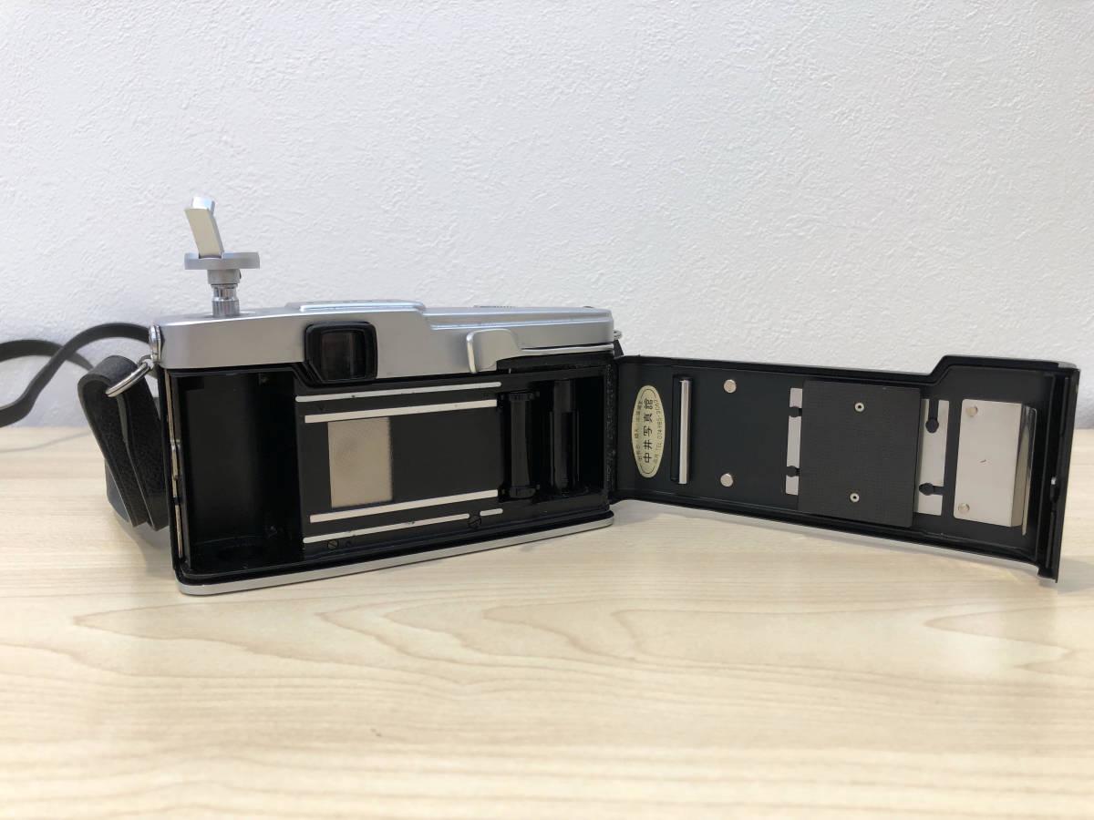 【6021】OLYMPUS PEN-FT + F.ZUIKO AUTO-S 38mm F1.8 動作OK!_画像6