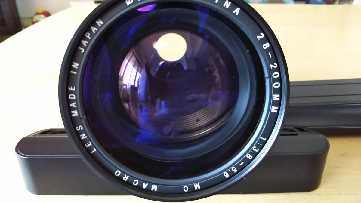 COSINA 28-200mm F3.8-5.6 MC MACRO 動作OK #TCt7 512_画像1