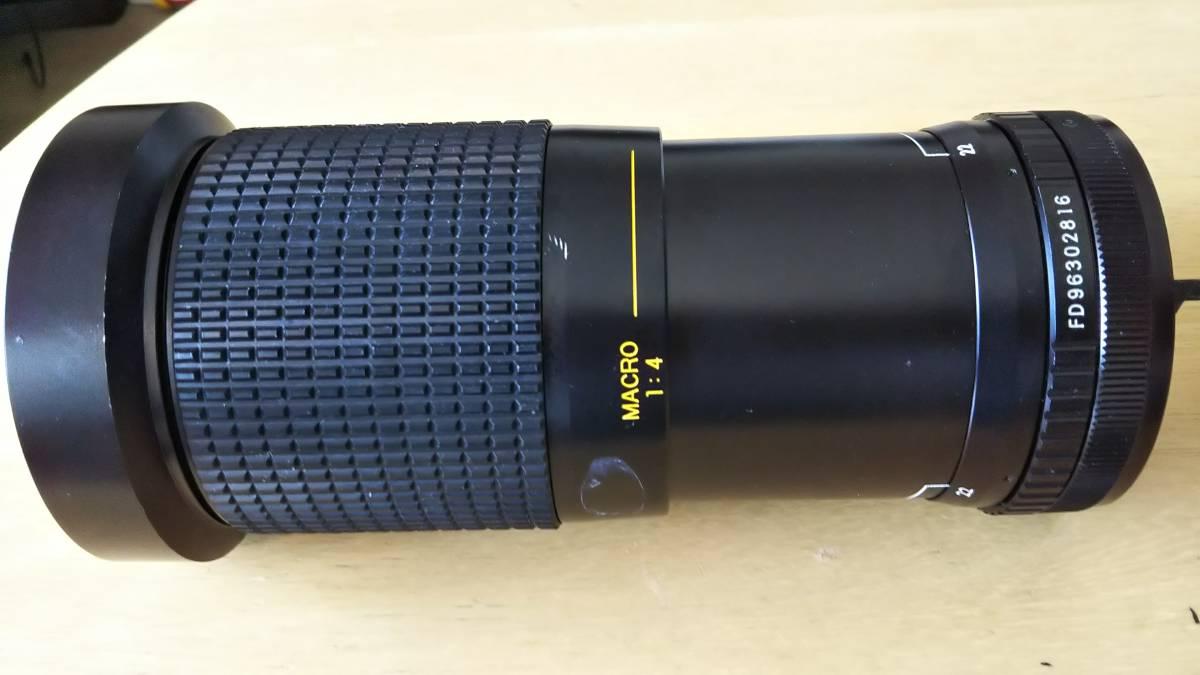 COSINA 28-200mm F3.8-5.6 MC MACRO 動作OK #TCt7 512_画像4