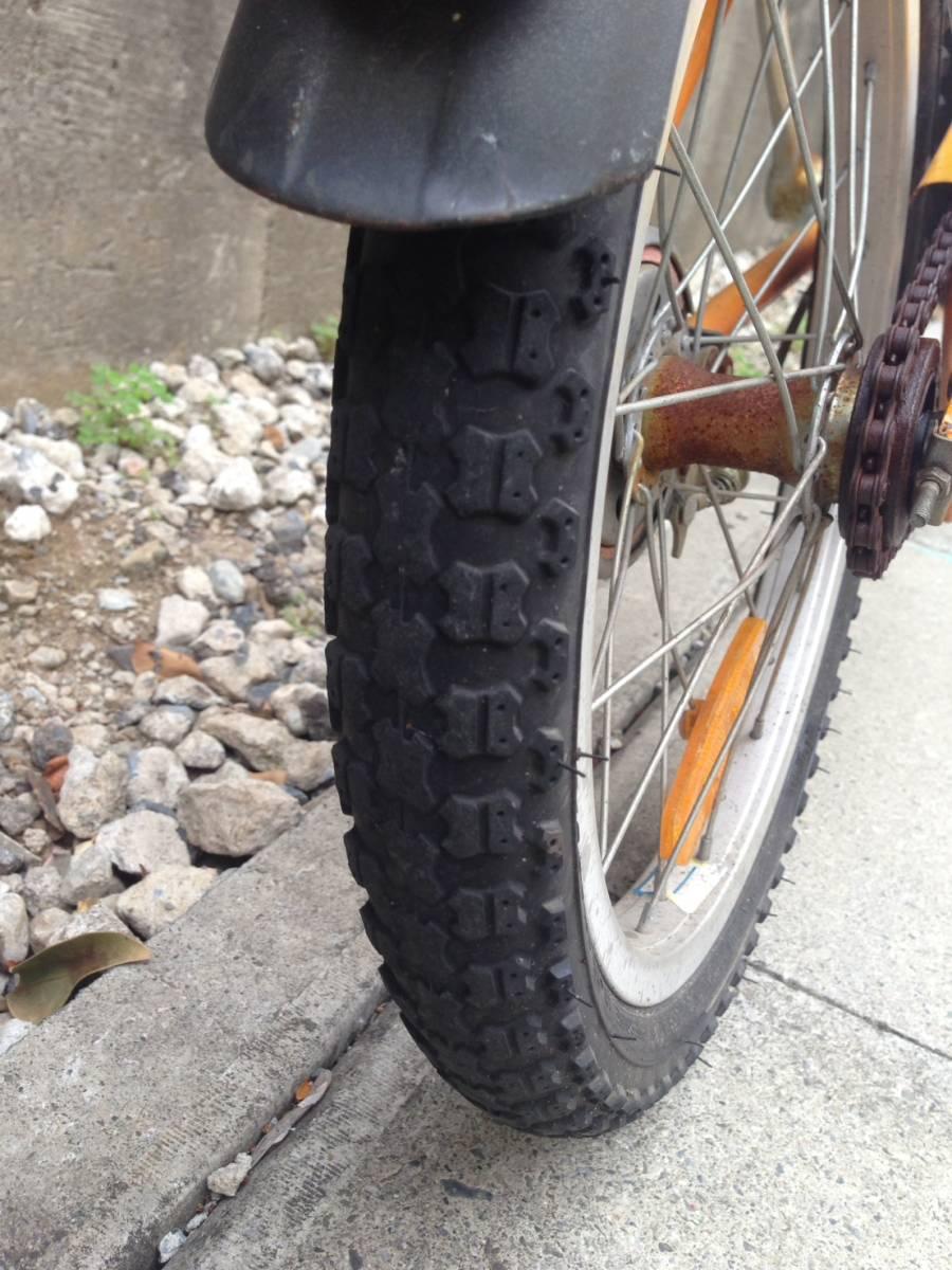 【中古】折りたたみ 自転車 OTOMO(RAYCHELL) ARUN(アラン)ART-RUN 16型_画像9