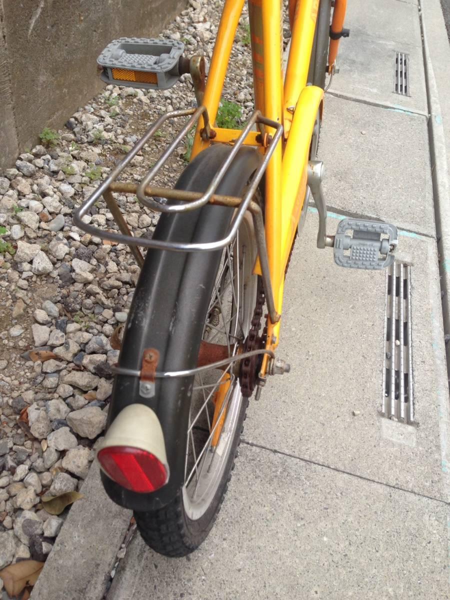 【中古】折りたたみ 自転車 OTOMO(RAYCHELL) ARUN(アラン)ART-RUN 16型_画像7