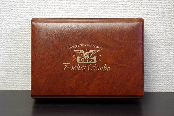 中古 ダイワ ポケットコンボ DAIWA Pocket Combo パックロッド オールドタックル _画像2
