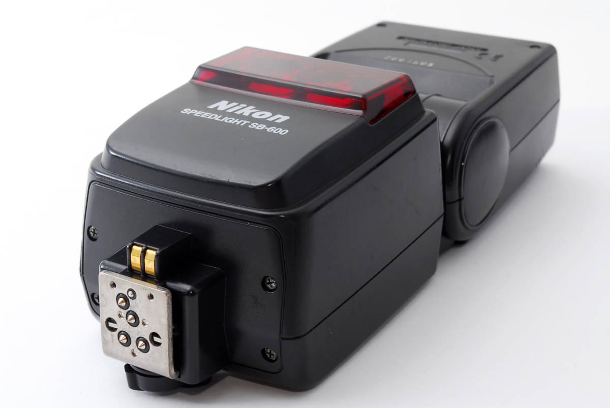 ★良品★ニコン Nikon スピードライト SPEEDLIGHT SB-600 絶品!