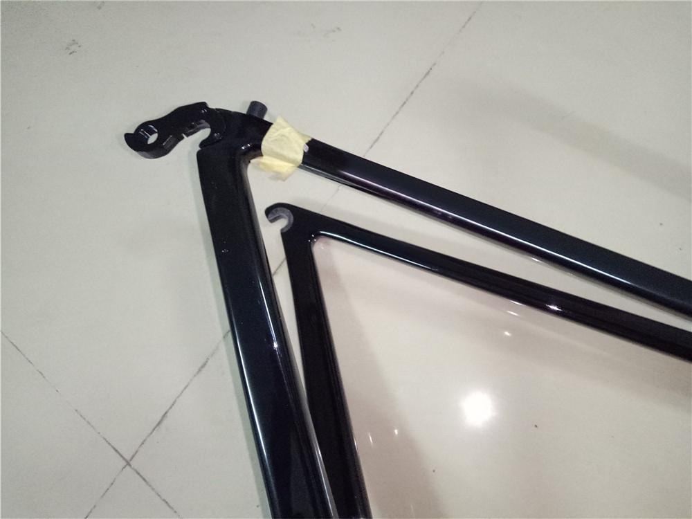 新品 カーボンフレーム フレームセット ロードバイクフレーム 自転車フレーム 700C_画像5