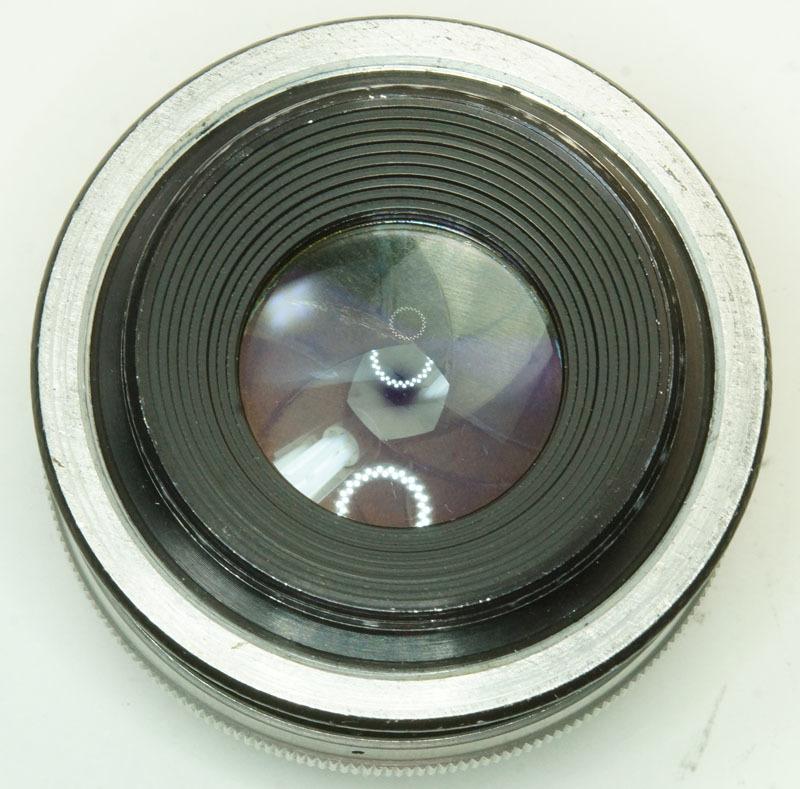 ソ連 LZOS製 Industar-23U 4.5/110 M39 3N-605 1976年 I-23Y 引伸用 Tessar型 中判 6x9 Tessar型_画像4