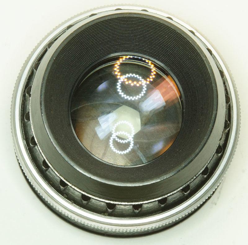 ソ連 LZOS製 Industar-23U 4.5/110 M39 3N-605 1976年 I-23Y 引伸用 Tessar型 中判 6x9 Tessar型_画像5