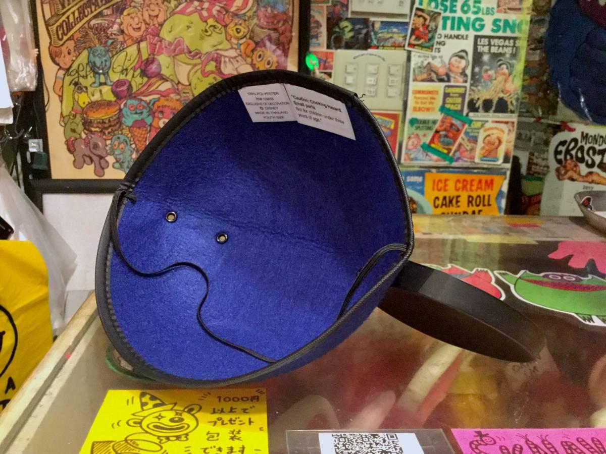 USA ディズニー ワールド 限定 ミッキーマウス イヤー ハット キャップ ブルー MICKEY MOUSE 耳付き 帽子 Disney World ディズニーランド _画像6