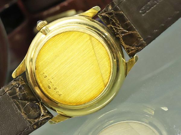 超美品 ロンジン LONGINES 金無垢 K18 イエローゴールド オートマチック ツインバレル 自動巻紳士腕時計 メンズウォッチ 本物 正規_画像6