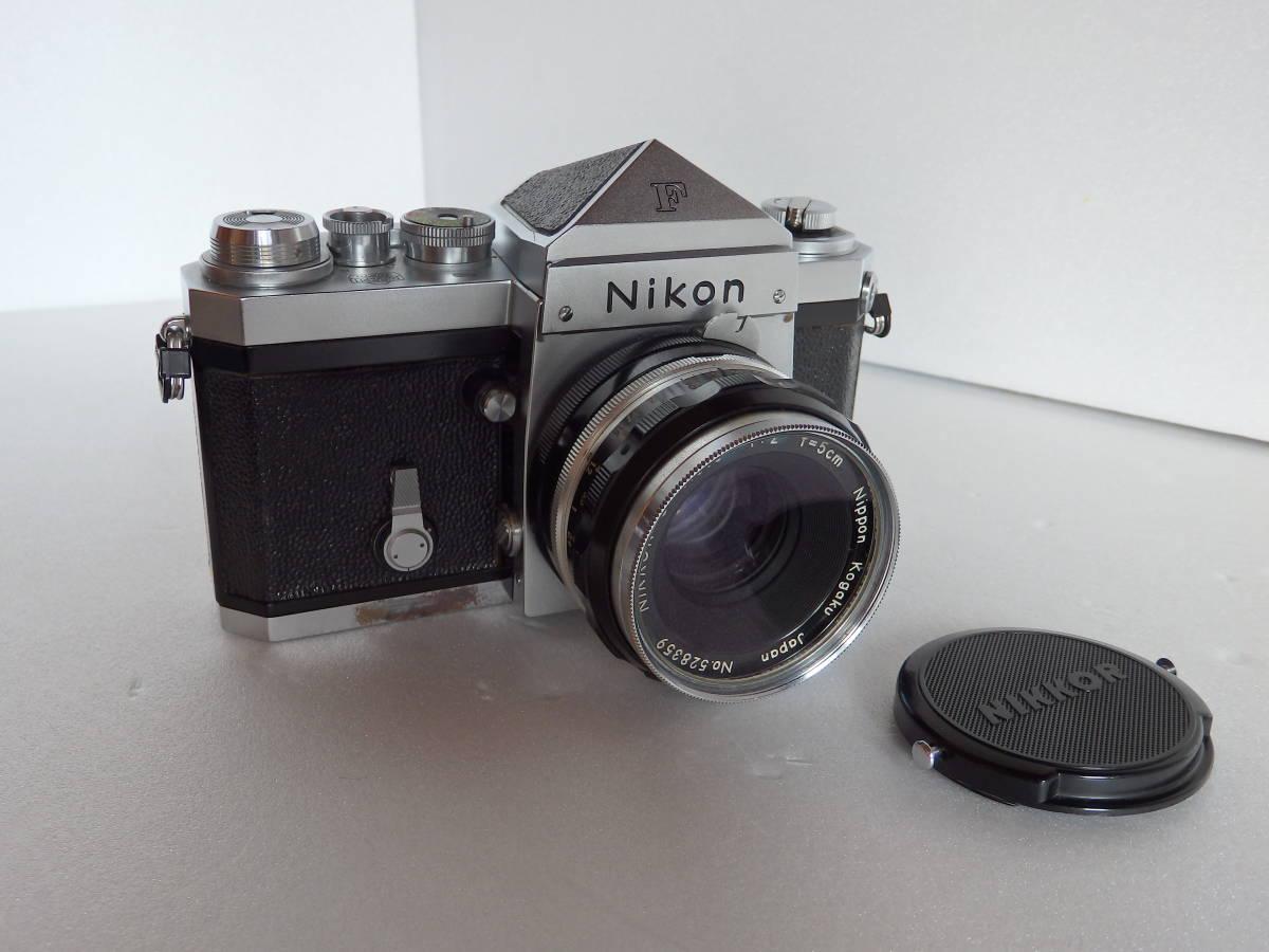 Nikon F ニコンF 初期 6403563 ヴィンテージ