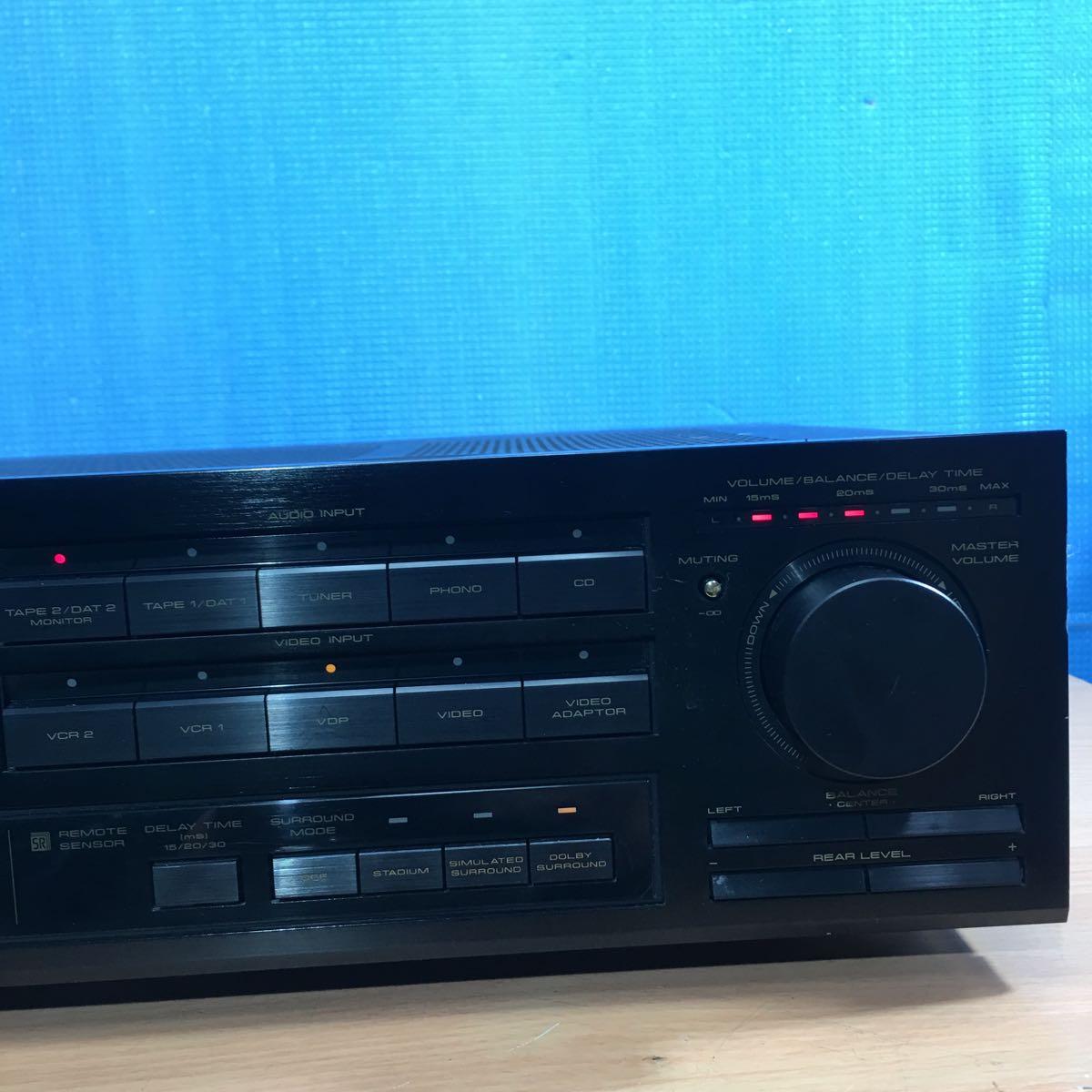 P IONEER AV デジタル サラウンド アンプ VSA-500 Ⅱ_画像5