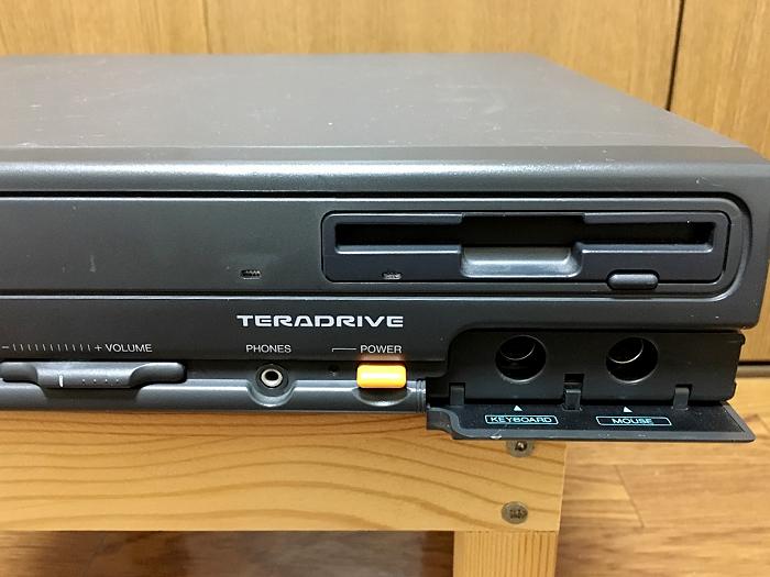 【美品】SEGA テラドライブ MODEL-3 HTR-2002 通電確認 動作未確認_画像6