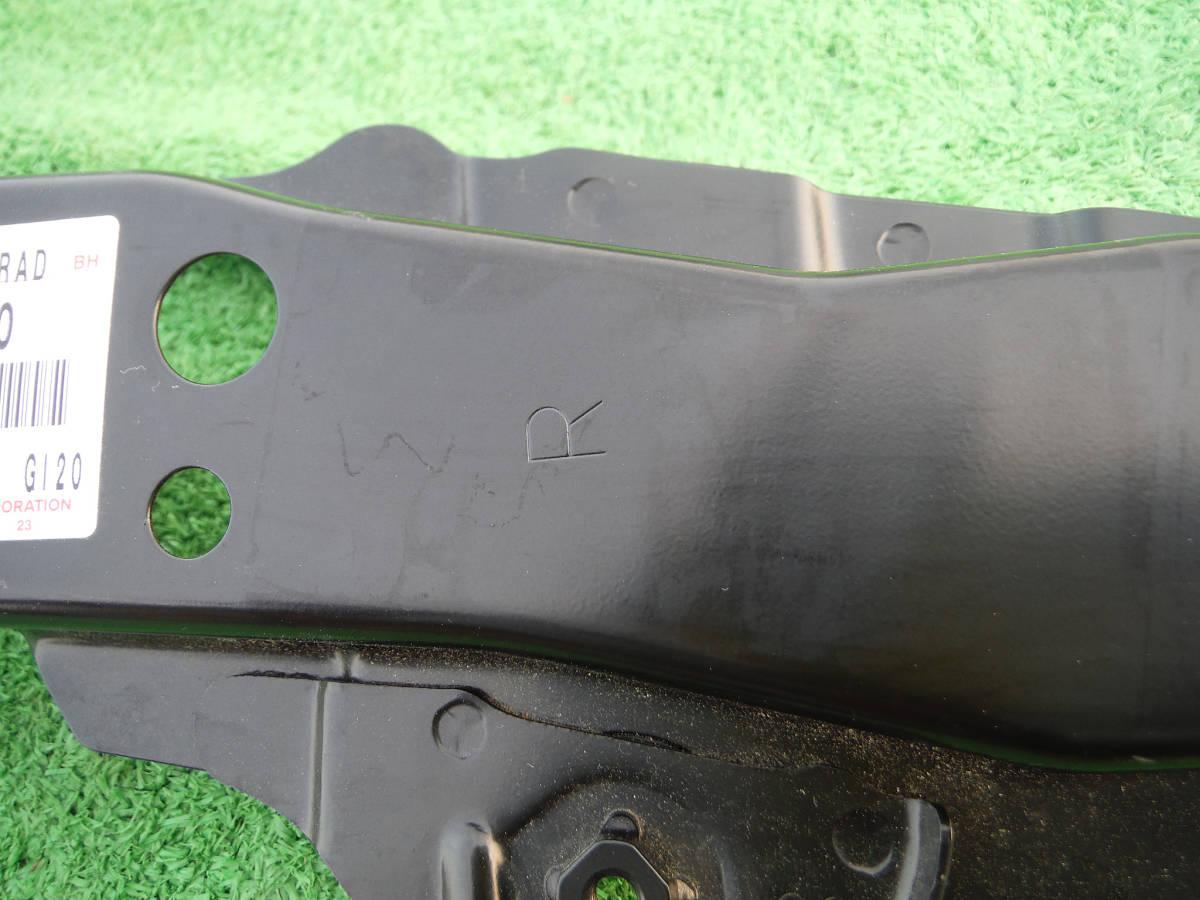 未使用品 トヨタ ZVW40W ZVW41W プリウスα 純正ブレース コアサポート メンバー パーツ ラジエーター ラジエター 53209-12140 a アルファ_画像3