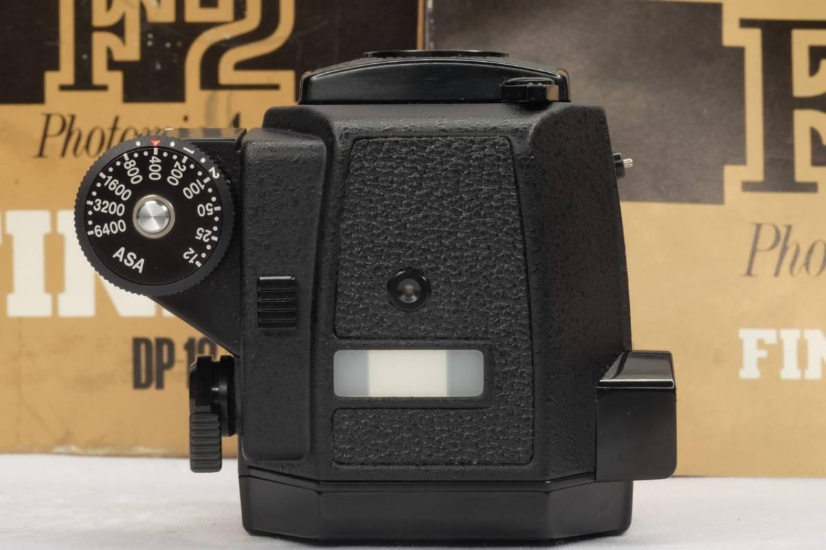 Nikon ニコン Nikkor 一眼レフ F2 用 フォトミック AS ファインダーDP-12 中古 箱付 保管品 ( F F2 アイレベル DS-12 露出計 _画像7