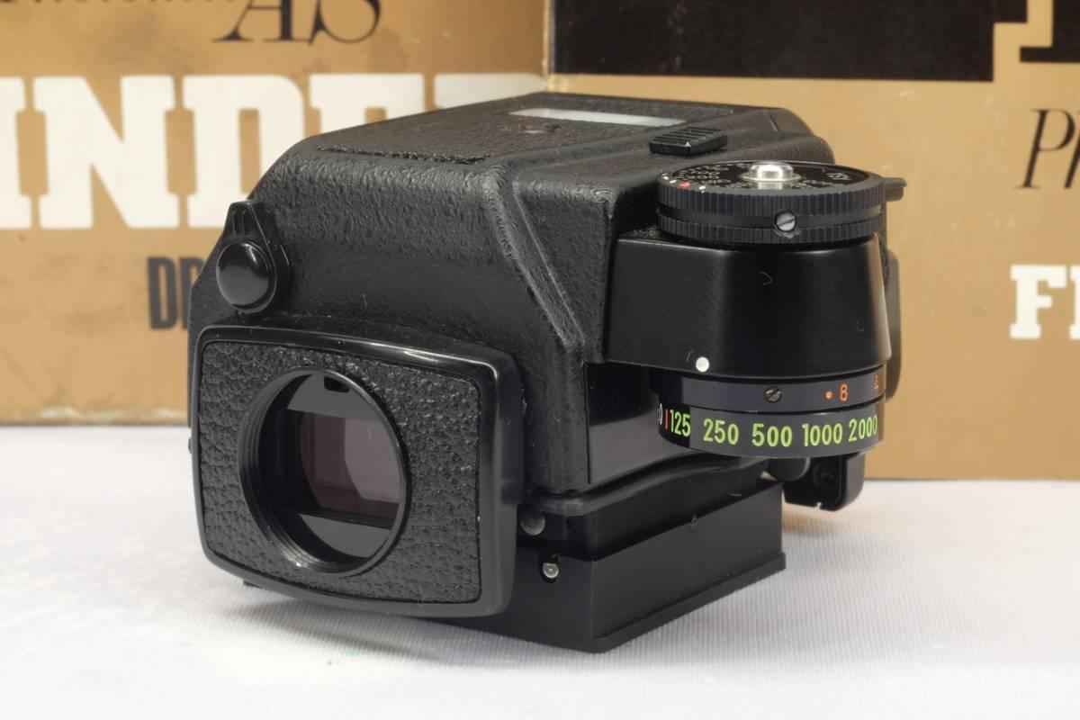 Nikon ニコン Nikkor 一眼レフ F2 用 フォトミック AS ファインダーDP-12 中古 箱付 保管品 ( F F2 アイレベル DS-12 露出計 _画像2