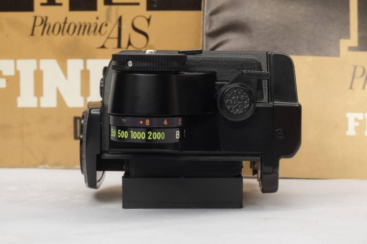 Nikon ニコン Nikkor 一眼レフ F2 用 フォトミック AS ファインダーDP-12 中古 箱付 保管品 ( F F2 アイレベル DS-12 露出計 _画像5