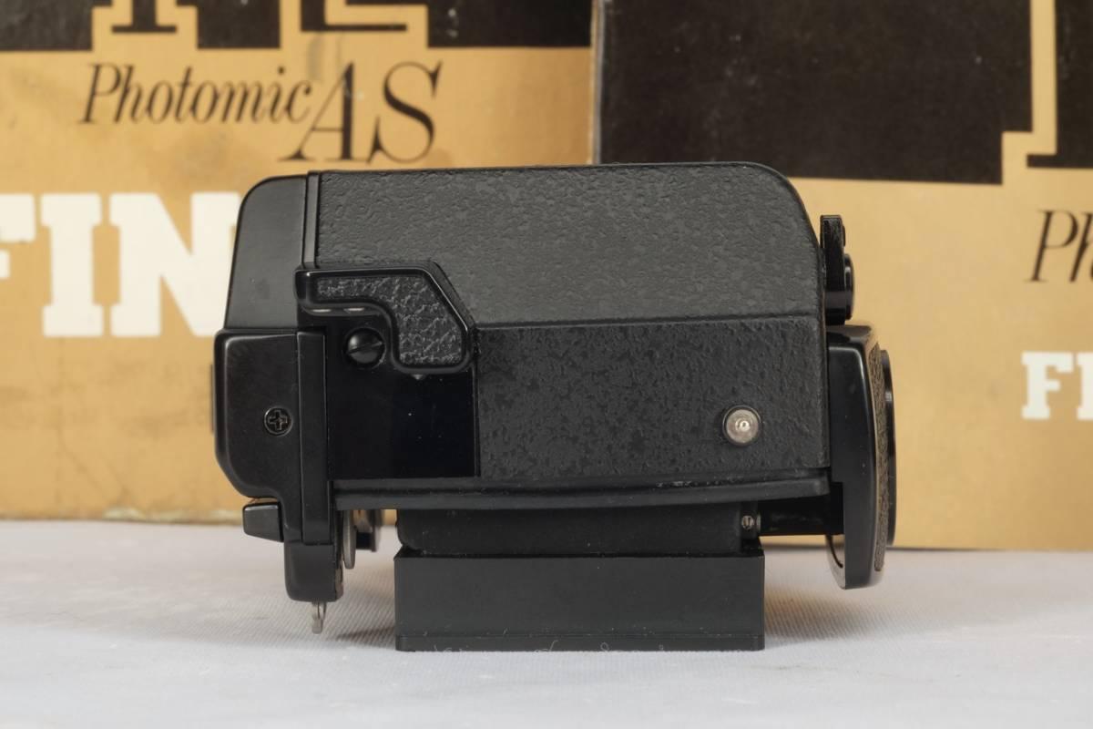 Nikon ニコン Nikkor 一眼レフ F2 用 フォトミック AS ファインダーDP-12 中古 箱付 保管品 ( F F2 アイレベル DS-12 露出計 _画像4