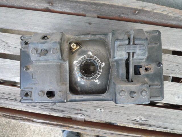 キャデラック ブロアム 1990-1992 ヘッドライト 左側_画像2