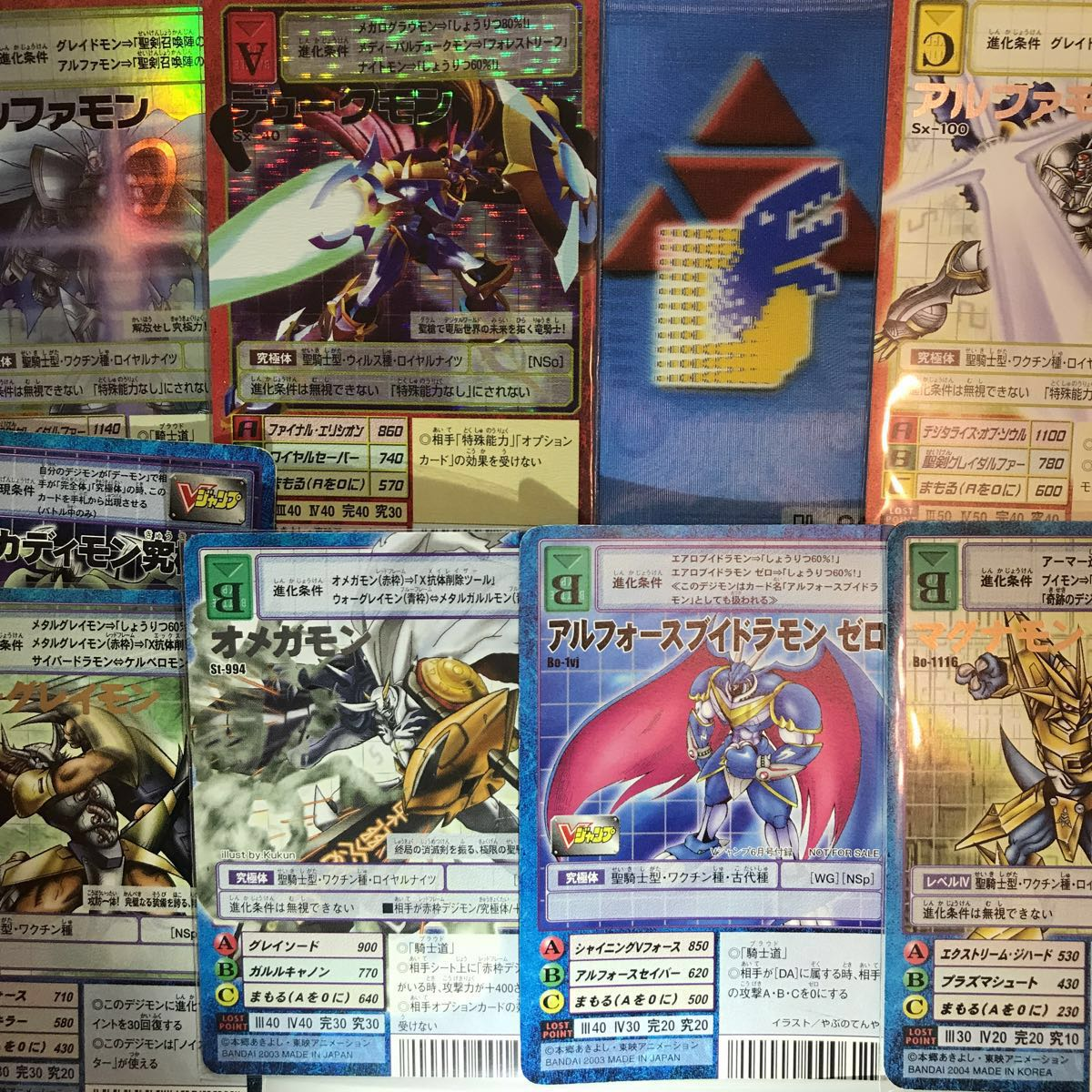 旧 デジモンカード 大量 1000枚超 _画像4