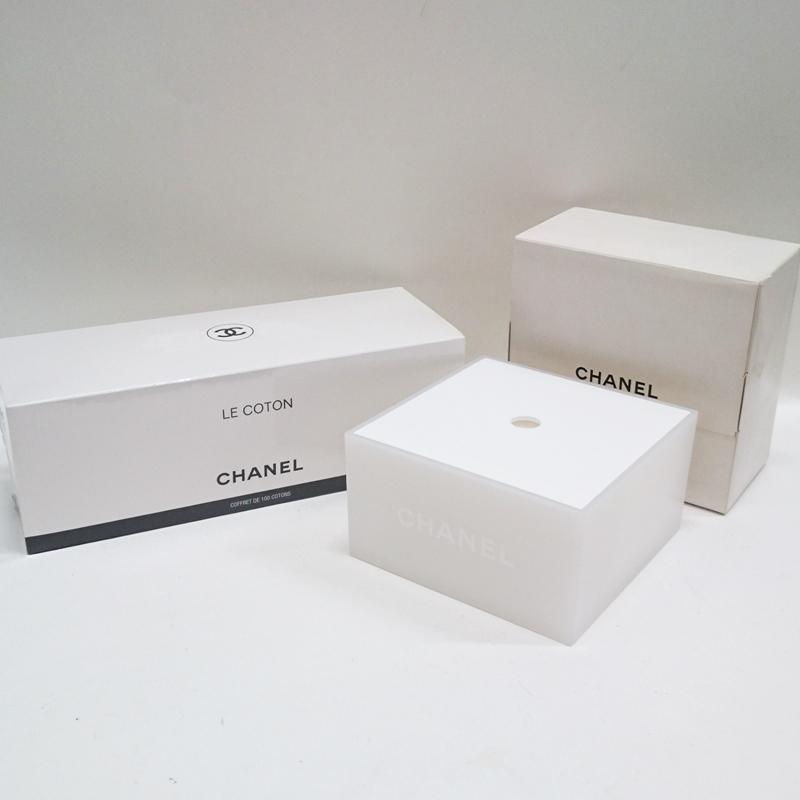 official photos 75f73 6f58c CHANEL LE COTONの値段と価格推移は? 7件の売買情報を集計した ...