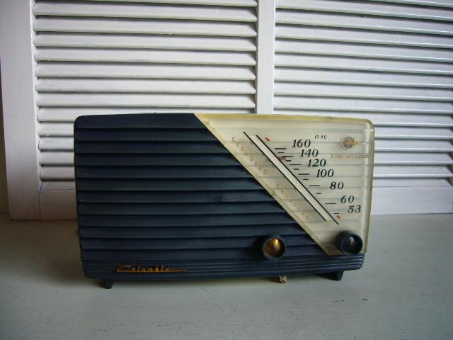 コロンビア ラジオ ジャンク *0537-11 5TUBE SUPER RADIO