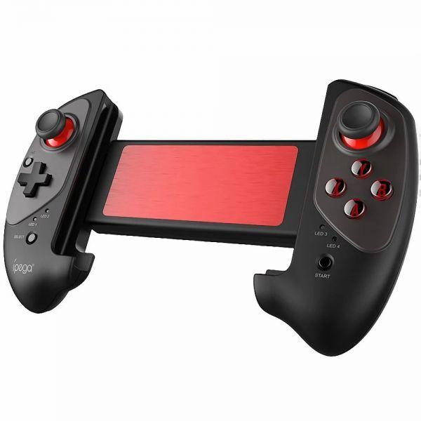 iOS AndroidスマートフォンタブレットWin7 Win8 Win10 PC用ipega PG-9083 BTゲームパッドワイヤレスリトラクタブルゲームコントローラ