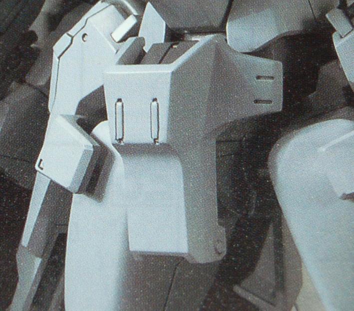 プラモデル HGUC ゼータプラス ユニコーンVer MSZ-006A1 ZETAplus 機動戦士ガンダムUC ユニコーン 箱絵 取扱説明書 B31部品 エラー品 1/144_説明書エラー部分