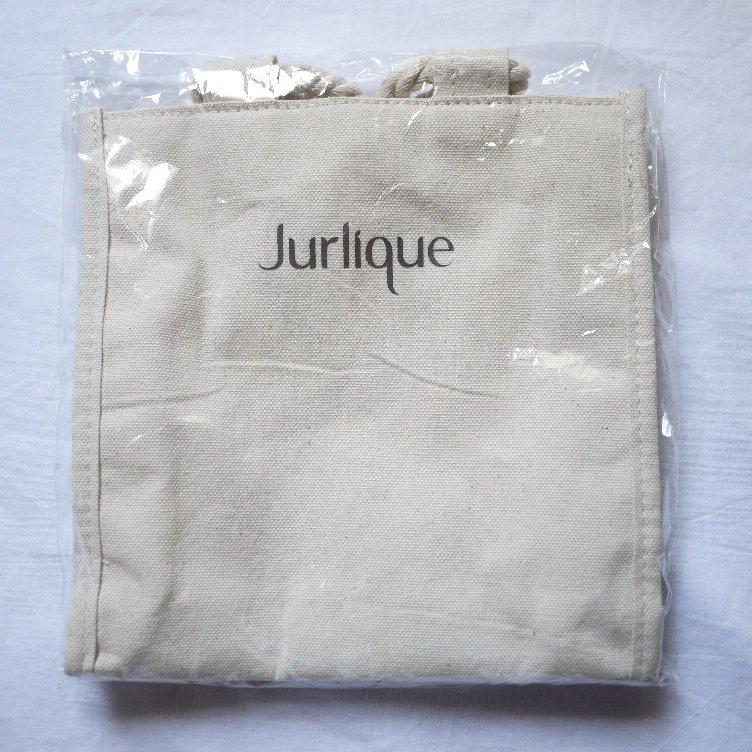 【即決/新品】ジュリーク/Jurlique ミニバッグ/ポーチ オーガニックバッグ_画像1