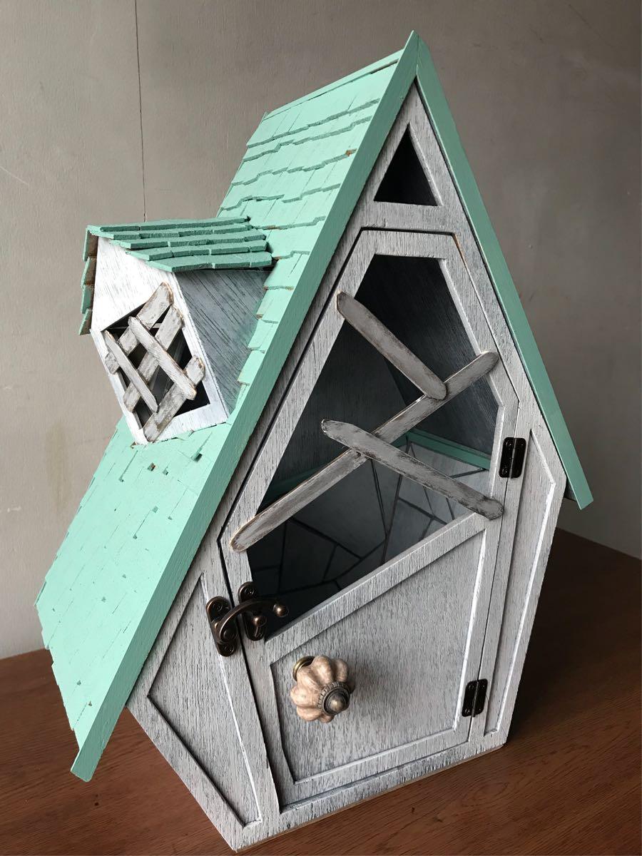 1/6 ドールハウス dream doll 【fairy house no.3 】 不思議の国 ディスプレイ 背景 ブライス momoko リカちゃん