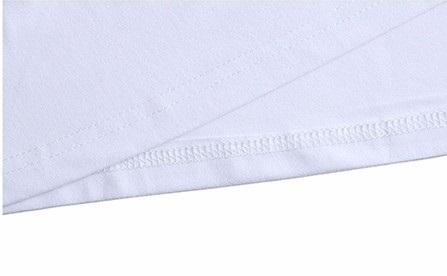 ♪3D 犬 おもしろ メンズTシャツ S M L LL 2L 3L ホワイト 白 ラブラドール レトリバー ☆新品未使用品☆送料無料☆★_画像4