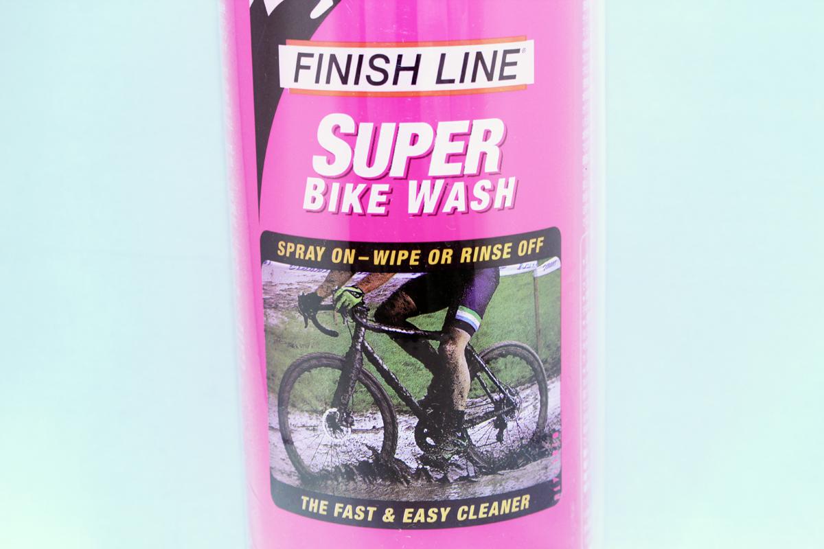 【新品・即決!】FINISH LINE (フィニッシュ ライン) FIL スーパーバイク ウォッシュ 1L スプレーボトル_画像2