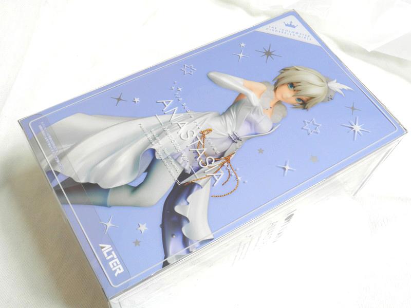 アルター アイドルマスター シンデレラガールズ アナスタシア Memories Ver. 1/8フィギュア _画像4