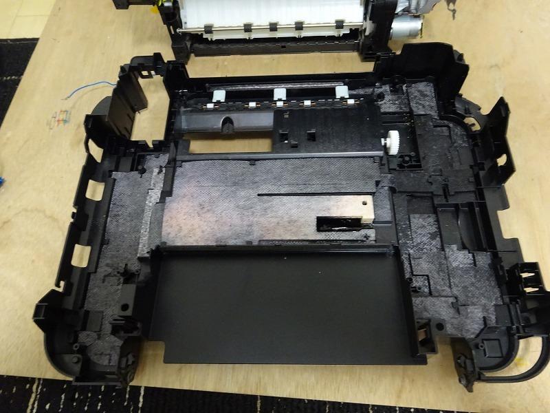 MG6130/MG6230/MG8130/MG8230 アブソーバー交換作業賜ります。_交換 before