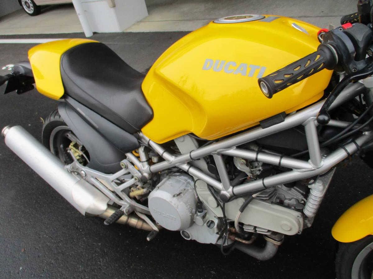 ドカティ M800IE インジェクション 車検30年11月 綺麗_画像3