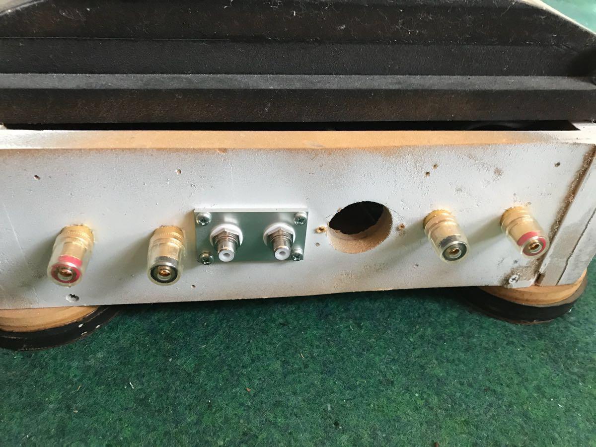 中華製 真空管アンプ 改造 ジャンク品 部品取り用_画像5