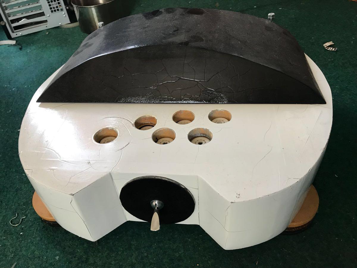中華製 真空管アンプ 改造 ジャンク品 部品取り用