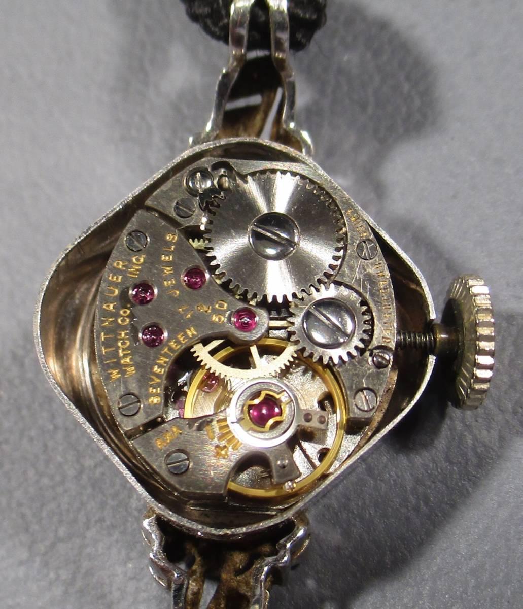 ☆ ビンテージ 14KYG ウイットナー 婦人用腕時計_画像5