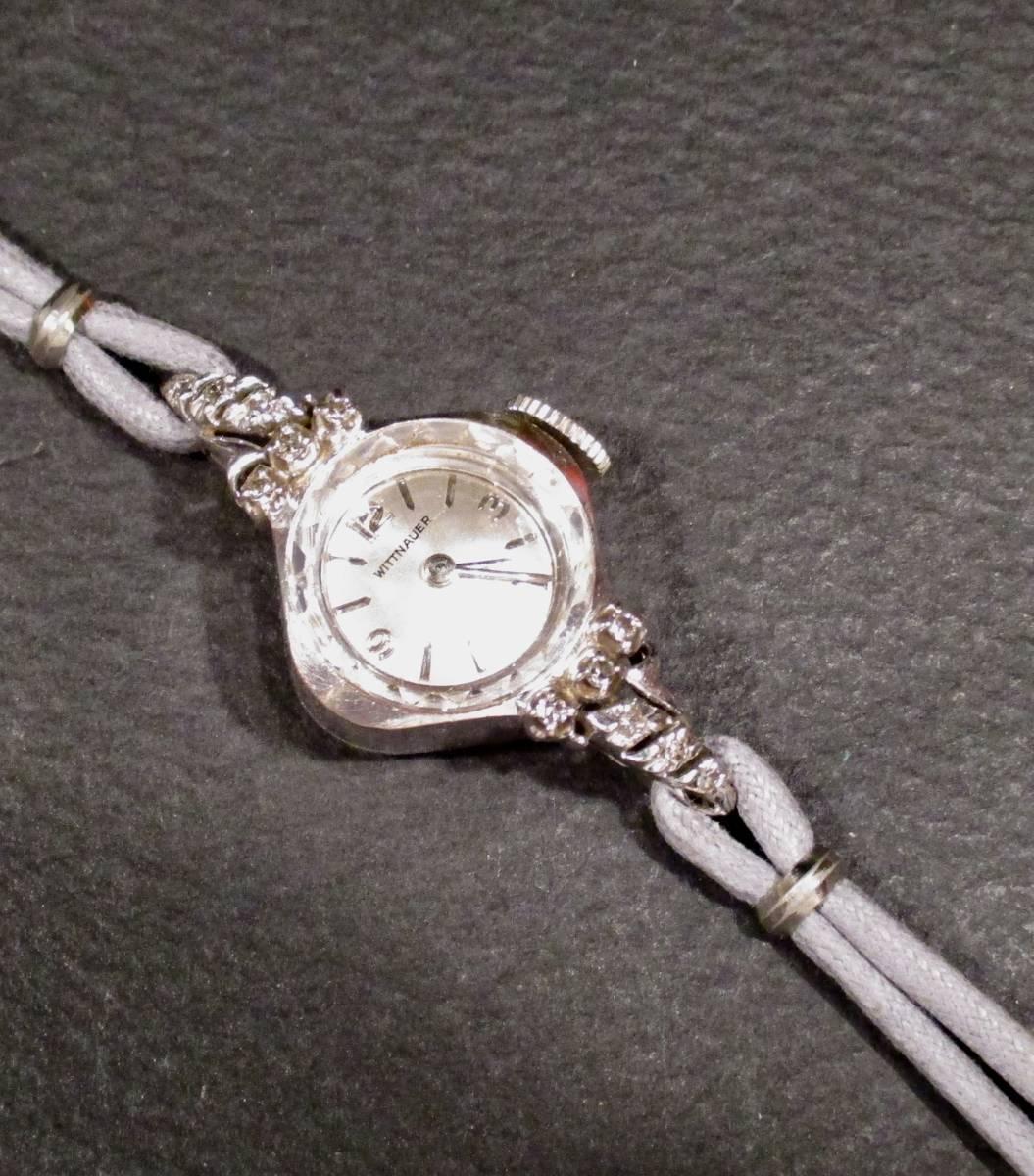 ☆ ビンテージ 14KYG ウイットナー 婦人用腕時計_画像10