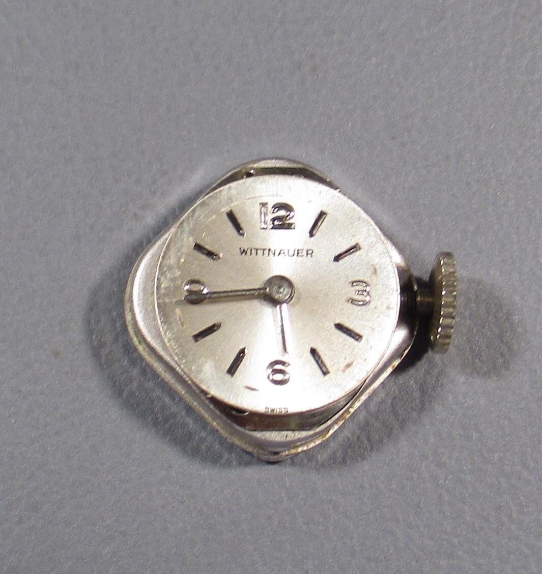 ☆ ビンテージ 14KYG ウイットナー 婦人用腕時計_画像4