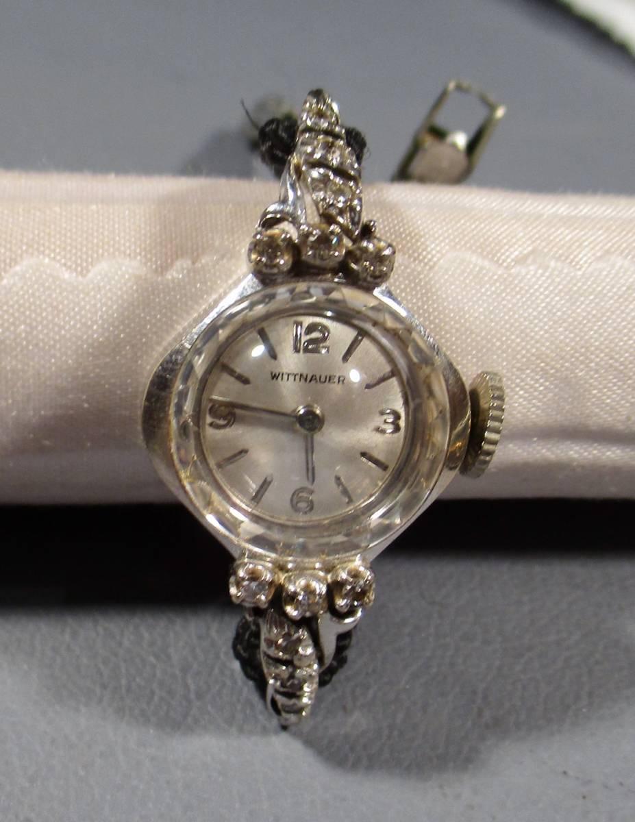 ☆ ビンテージ 14KYG ウイットナー 婦人用腕時計_画像1