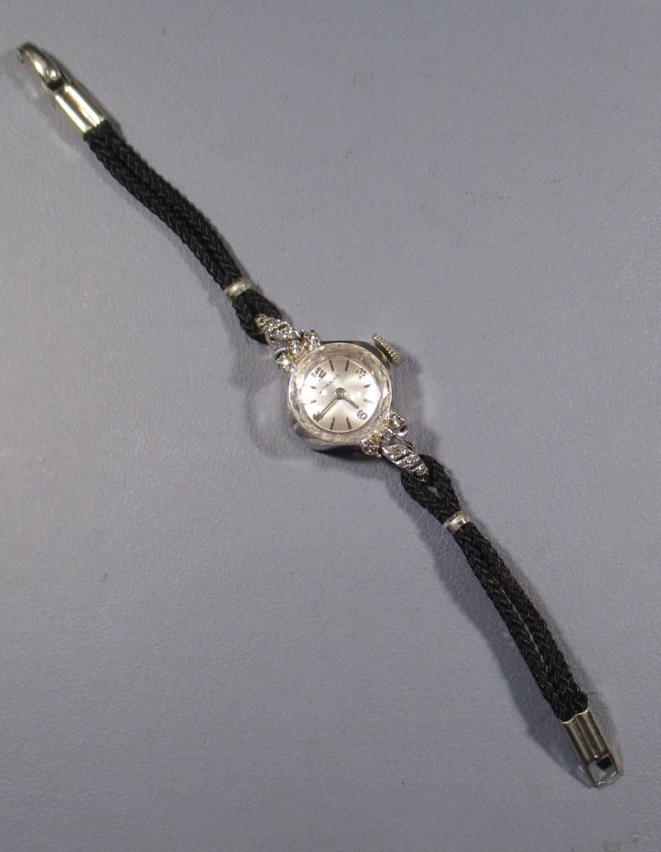 ☆ ビンテージ 14KYG ウイットナー 婦人用腕時計_画像2