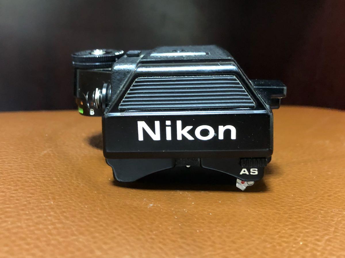 ニコン Nikon フォトミック AS 用ファインダー DP-12 ジャンク