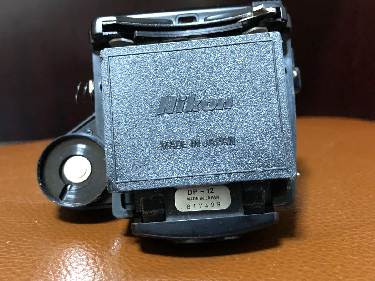 ニコン Nikon フォトミック AS 用ファインダー DP-12 ジャンク_画像5