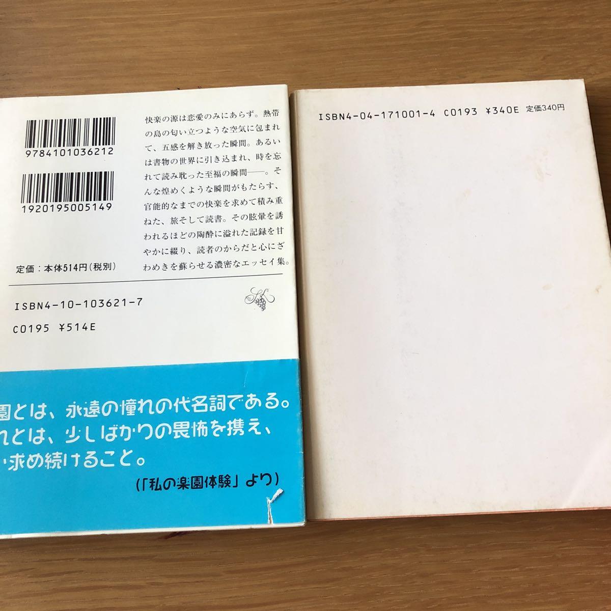 山田詠美 新潮文庫 エイミー・ショウズ/角川文庫 ラバーズ・オンリー 2冊_画像2