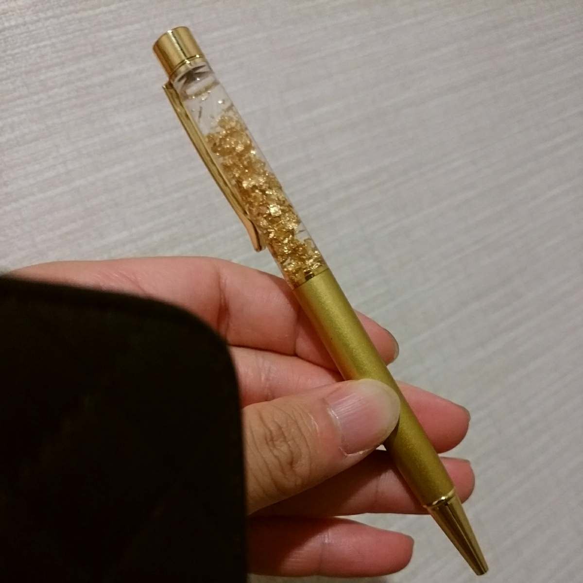 金箔 ボールペン_画像2
