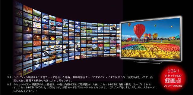 「55型 日立 Wooo」日立 HITACHI L55-GP3 _画像4