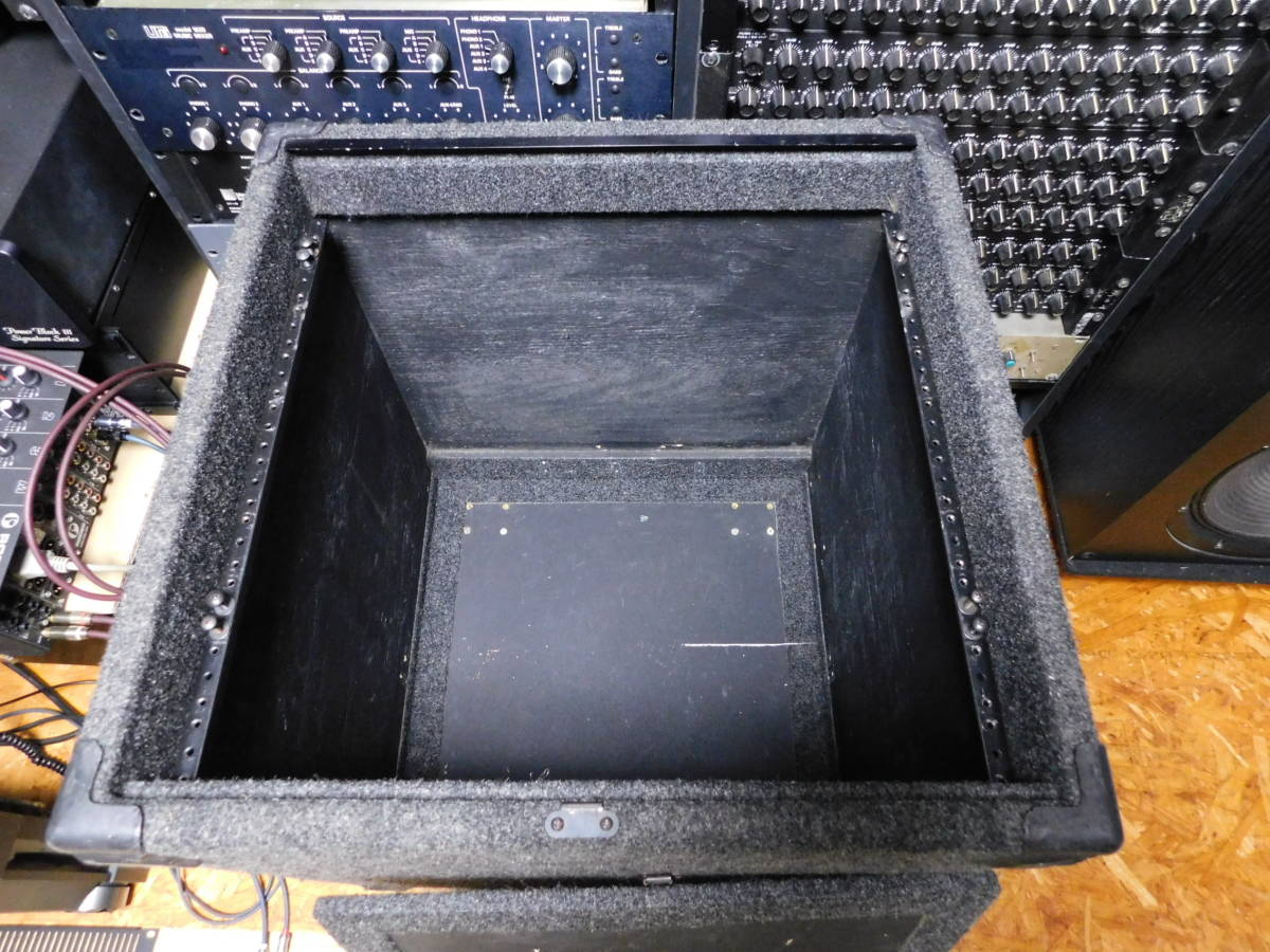 10U GENZ BENZ  ラックマウントケース ハードケース ラックケース  カーペット仕様