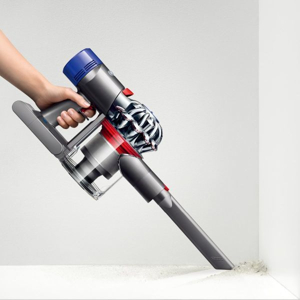 【Dyson ダイソン SV11 V7 Animal HEPAフィルター パープルCordless Vacuum】コードレスクリーナー米国正規リファービッシュ品 V8同系_画像9