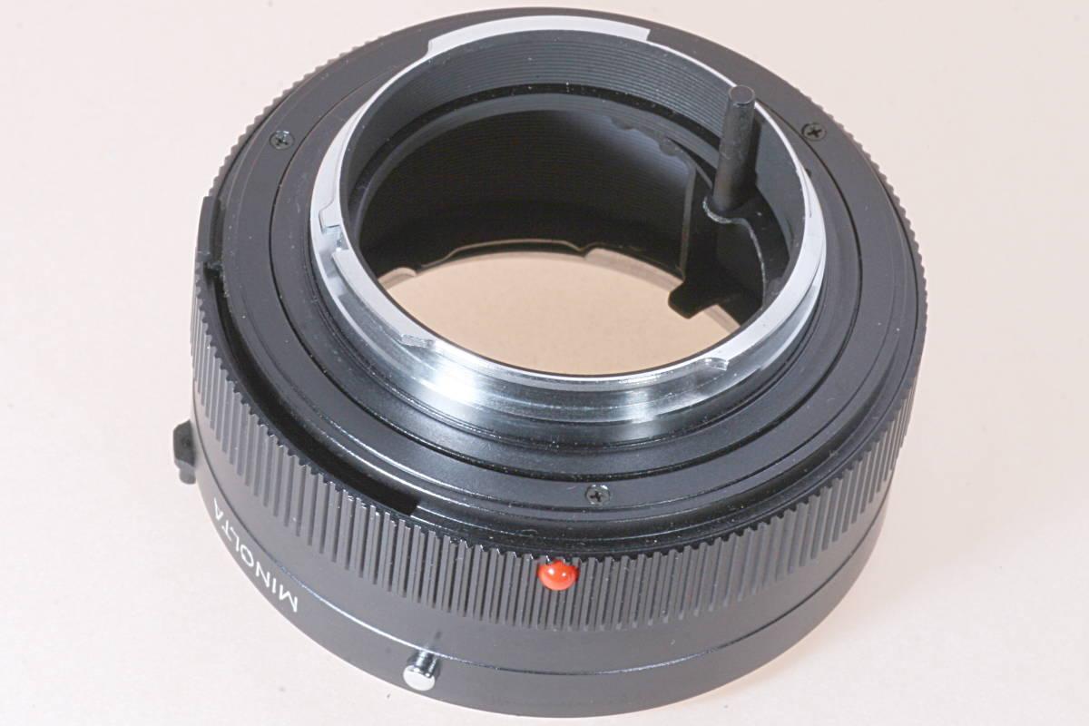 ミノルタ MINOLTA 28mm 接写リング 中間リング for MD SR USED 綺麗_画像6