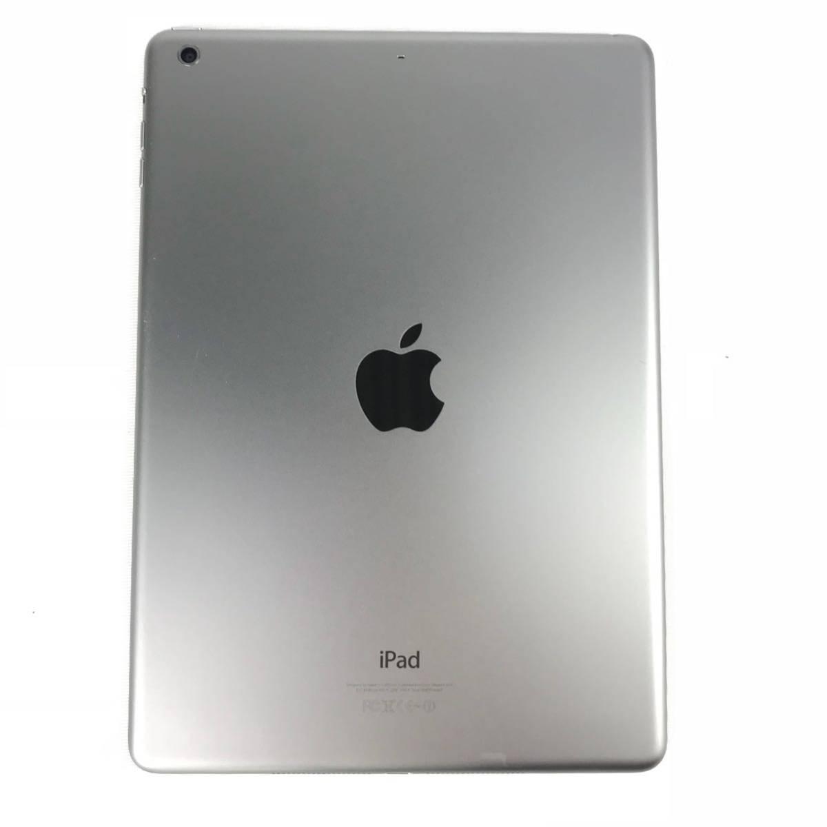 1円~美品■Apple iPad Air 32GB Wi-Fiモデル A1474(MD786J/A) スペースグレー タブレット本体 アイパッドエアー 中古品■兵庫県姫路市発16