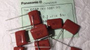 jun_i666 - 送料込み Panasonic ECQP プロポリピレン 0.1uF 100V J 10個